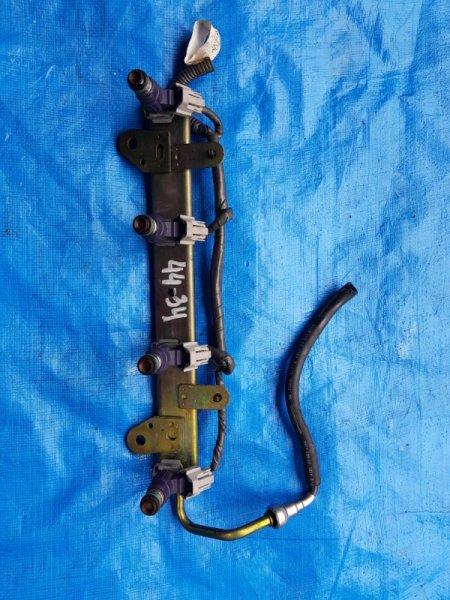 Инжектор Nissan Liberty PM12 SR20DE (б/у)