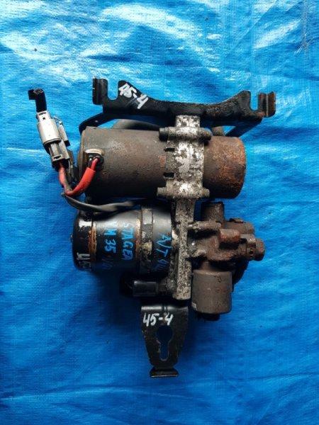Насос включения 4wd Nissan Stagea NM35 41610 AL801 (б/у)