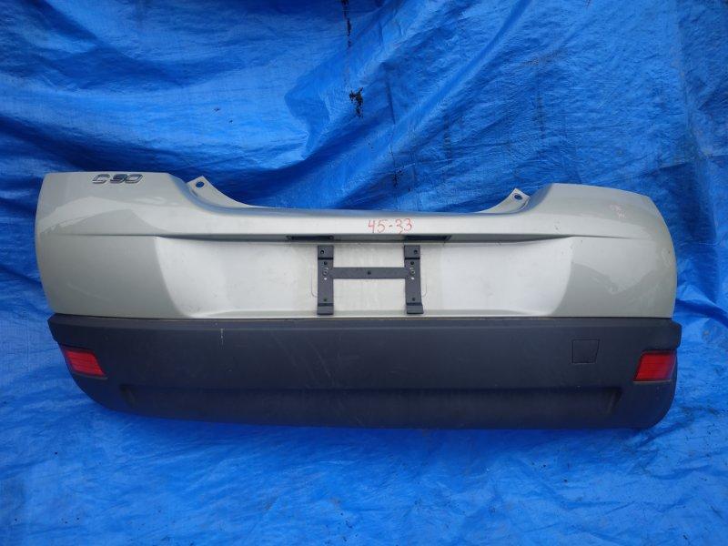 Бампер Volvo C30 MK задний (б/у)