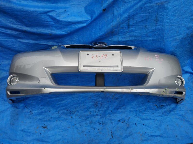 Бампер Subaru Exiga YA4 EJ20 передний (б/у)