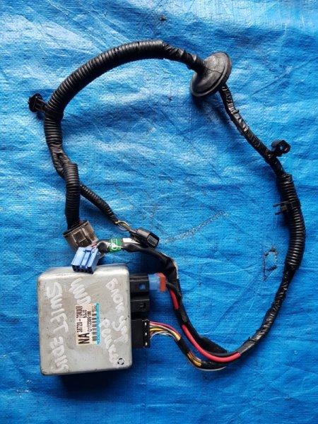 Блок управления рулевой рейкой Suzuki Swift ZD11S M13A 38720-73K00 (б/у)