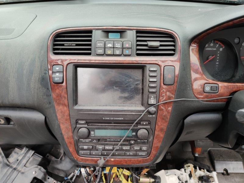 Консоль магнитофона Honda Mdx YD1 J35A (б/у)