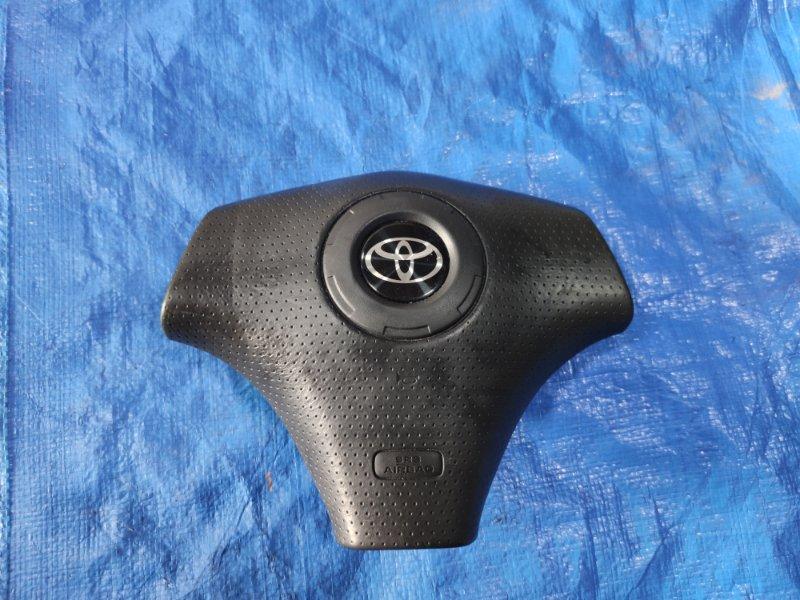 Airbag на руль Toyota Voltz ZZE136 (б/у)