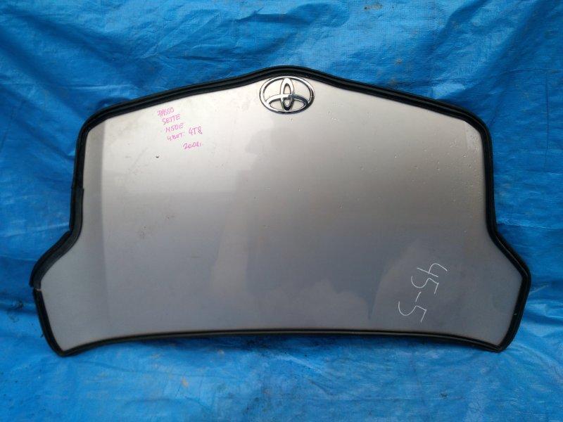 Капот Toyota Passo Sette M502E 3SZVE 2008 (б/у)