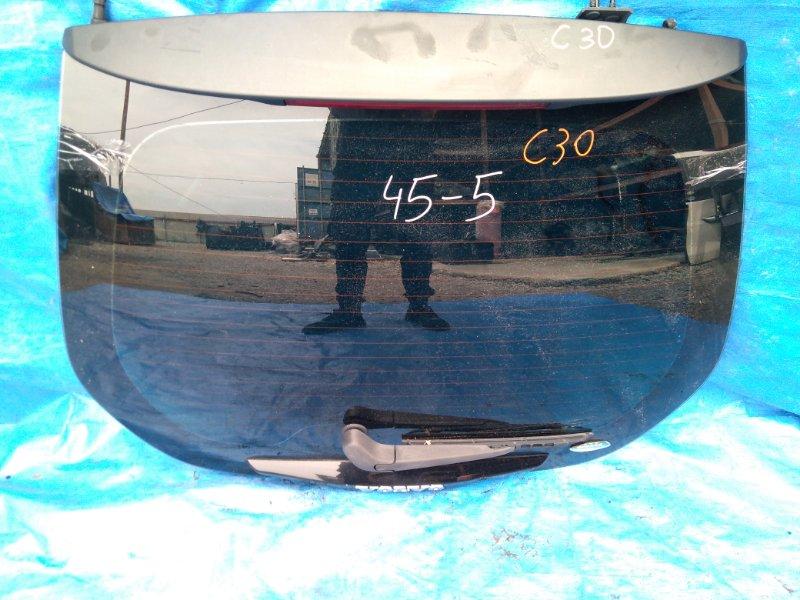 Дверь задняя Volvo C30 MK 2006 (б/у)