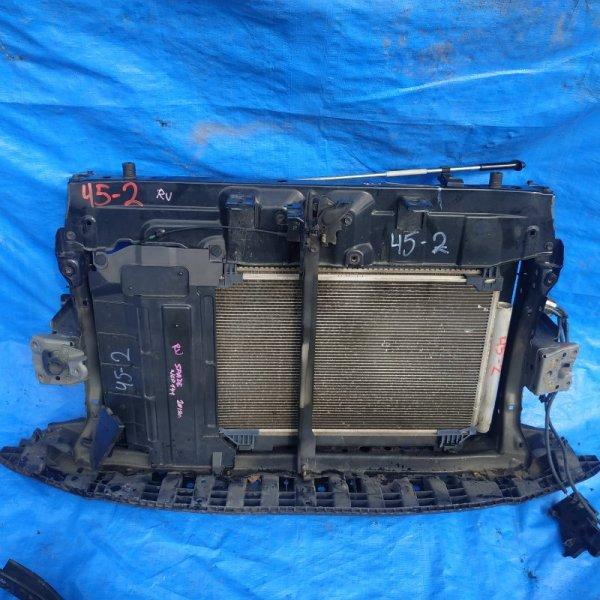Радиатор кондиционера Toyota Spade NCP141 1NZ-FE (б/у)