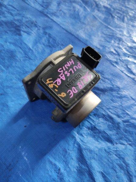 Расходомер воздушный Nissan Pulsar HN15 SR18DE (б/у)