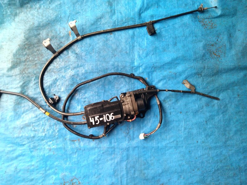 Механизм стояночного тормоза Lexus Ls600H UVF45 2UR-FSE (б/у)