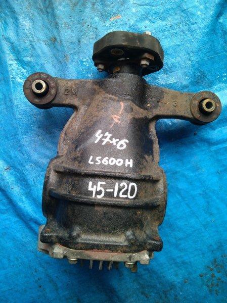 Редуктор Lexus Ls600H UVF45 2UR-FSE задний 47/12 (б/у)