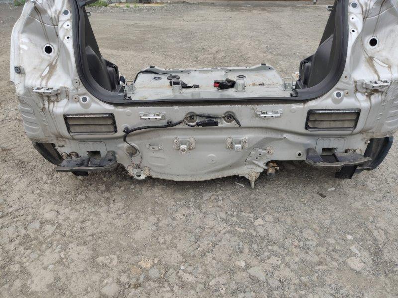 Задняя панель кузова Suzuki Swift ZC33S K12C (б/у)