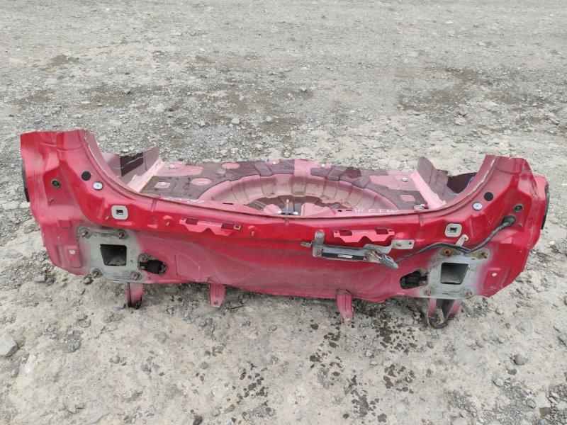 Задняя панель кузова Mazda Axela BLEFW LFVDS (б/у)