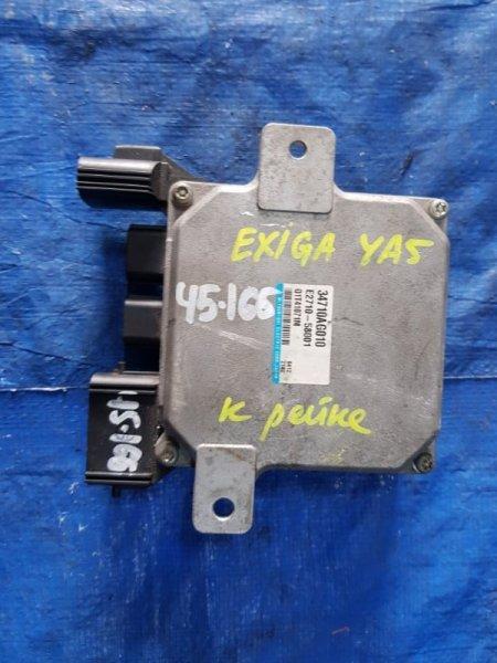 Блок управления рулевой рейкой Subaru Exiga YA5 EJ20 34710-AG010 (б/у)