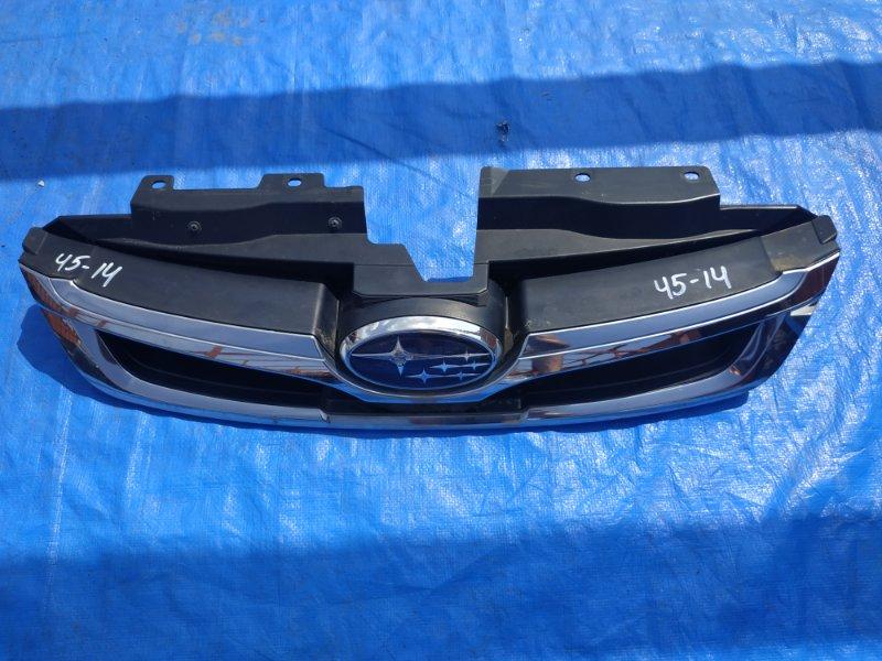Решетка радиатора Subaru Exiga YA5 EJ20 1-я модель (б/у)