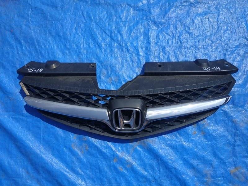 Решетка радиатора Honda Fit Aria GD6 L15A II MODEL (б/у)