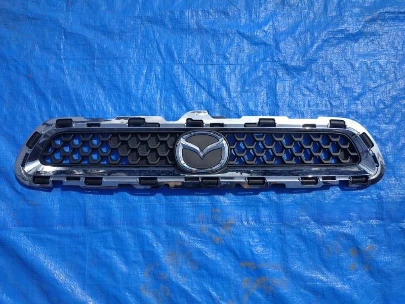 Решетка радиатора Mazda Flair Crossover MS41S (б/у)