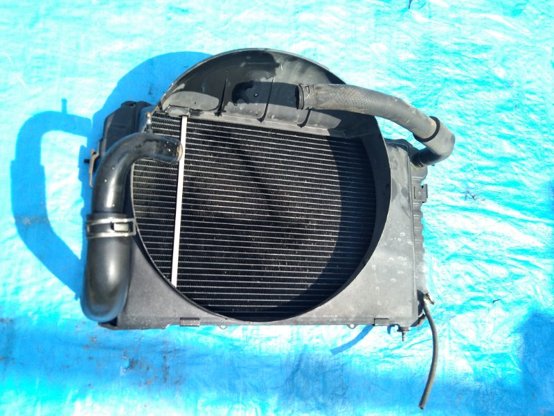 Патрубок радиатора Toyota Town Ace KM51 5K (б/у)