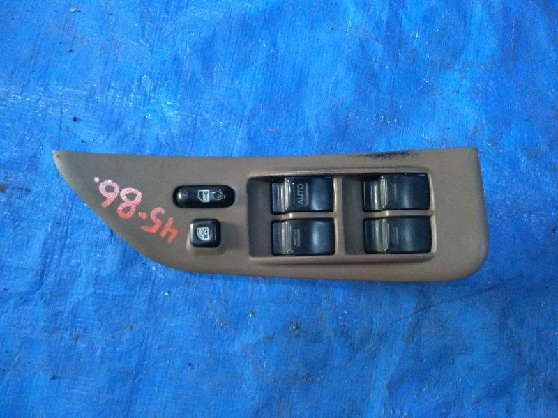 Блок упр. стеклоподьемниками Toyota Avalon MCX10 передний правый (б/у)