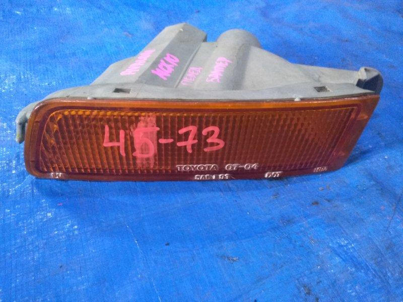 Повторитель бамперный Toyota Avalon MCX10 левый 07-04 (б/у)