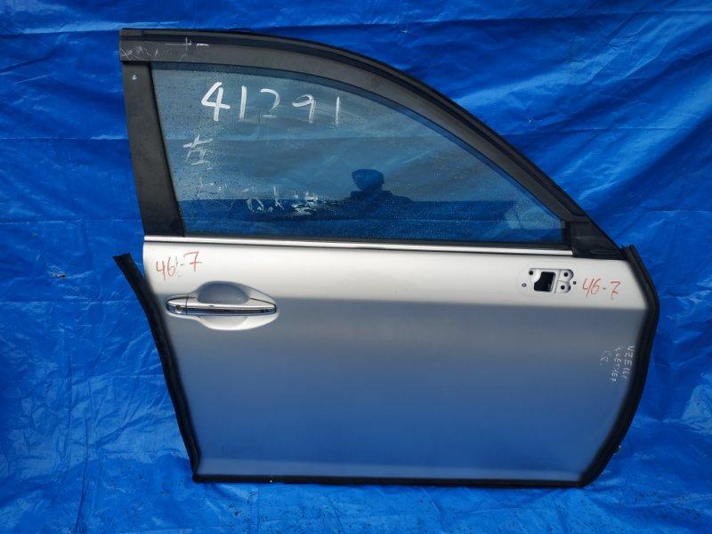 Дверь Toyota Corolla Axio NZE161 1NZ-FE передняя правая (б/у)