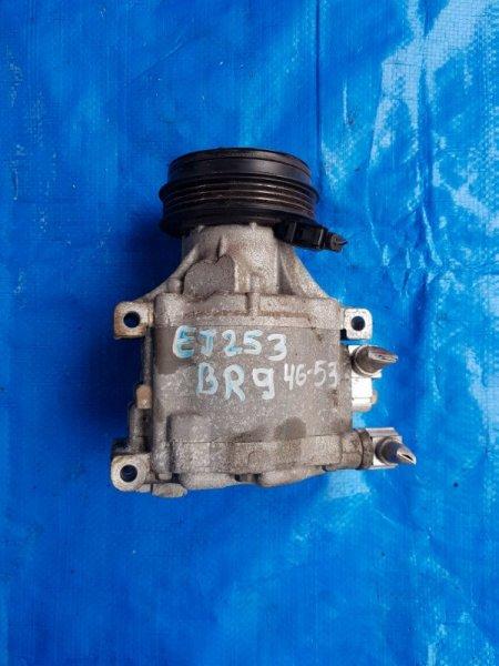 Компрессор кондиционера Subaru Outback BR9 EJ253 447260-7941 (б/у)