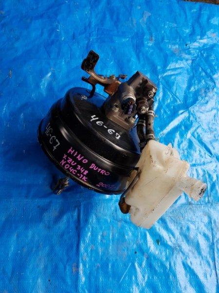 Главный тормозной цилиндр Hino Dutro XZU348 N04C (б/у)