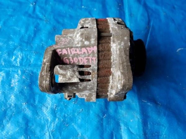 Генератор Nissan Fairlady Z GCZ32 VG30DETT 23100-31P10, A3T05192, 437692, 8EL737534-001, 943355169010, DRA3894, LRA01757, JA1361IR (б/у)