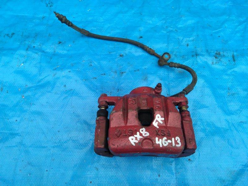 Суппорт Mazda Rx-8 SE3P 13B передний правый (б/у)