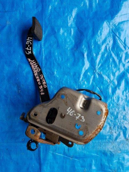 Педаль сцепления Hino Dutro XZU348 N04C (б/у)