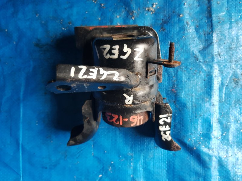 Подушка двигателя Toyota Wish ZGE21 3ZR-FAE правая (б/у)