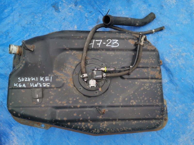 Бензобак Suzuki Kei HN22S K6A (б/у)