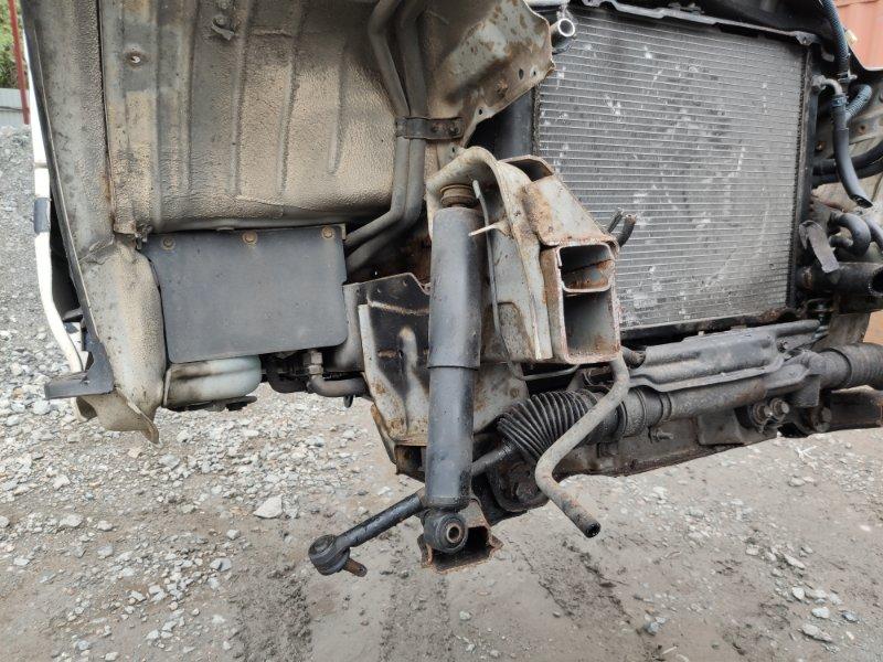 Амортизатор Toyota Hiace KZH138 1KZ-TE передний (б/у)