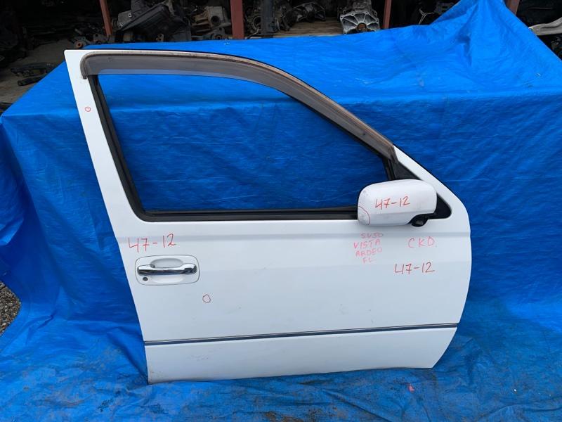 Дверь Toyota Vista Ardeo SV50 3S-FE передняя правая (б/у)