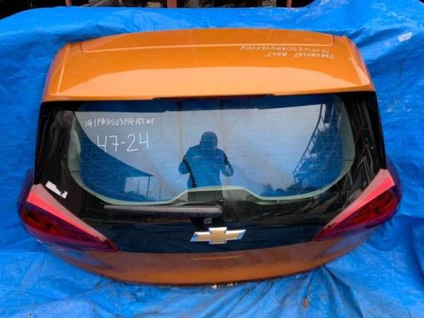 Дверь задняя Chevrolet Bolt 2016 (б/у)