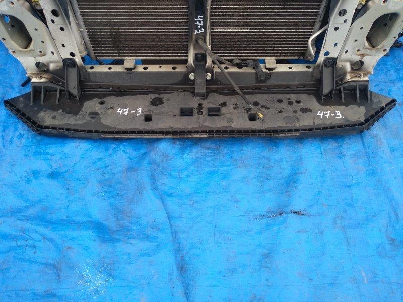 Защита бампера Subaru Xv GP7 FB20 передняя (б/у)