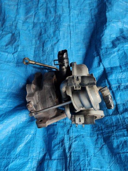 Турбина Suzuki Jimny JA11 F6A (б/у)