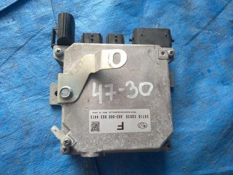 Блок управления рулевой рейкой Subaru Forester SJ5 34710SG030 (б/у)