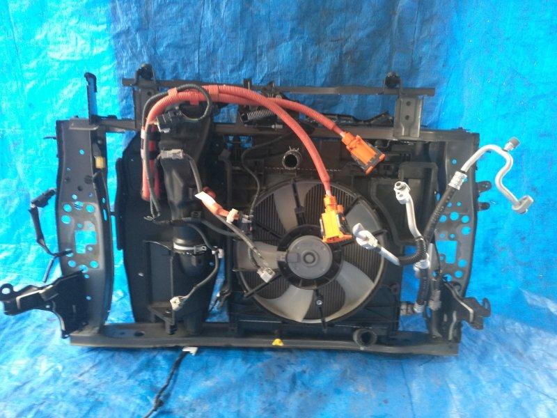 Радиатор основной Toyota Iq KPJ10 EM (б/у)