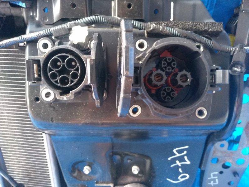 Зарядное гнездо Toyota Iq KPJ10 (б/у)