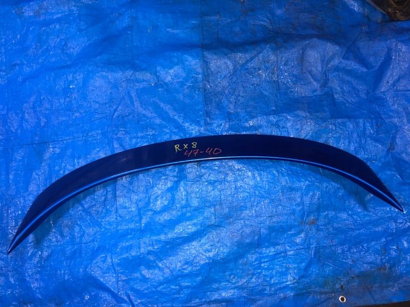 Спойлер Mazda Rx-8 SE3P 13B (б/у)