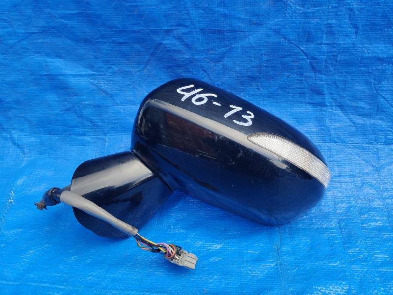 Зеркало Honda Airwave GJ1 левое II MODEL  11K (б/у)