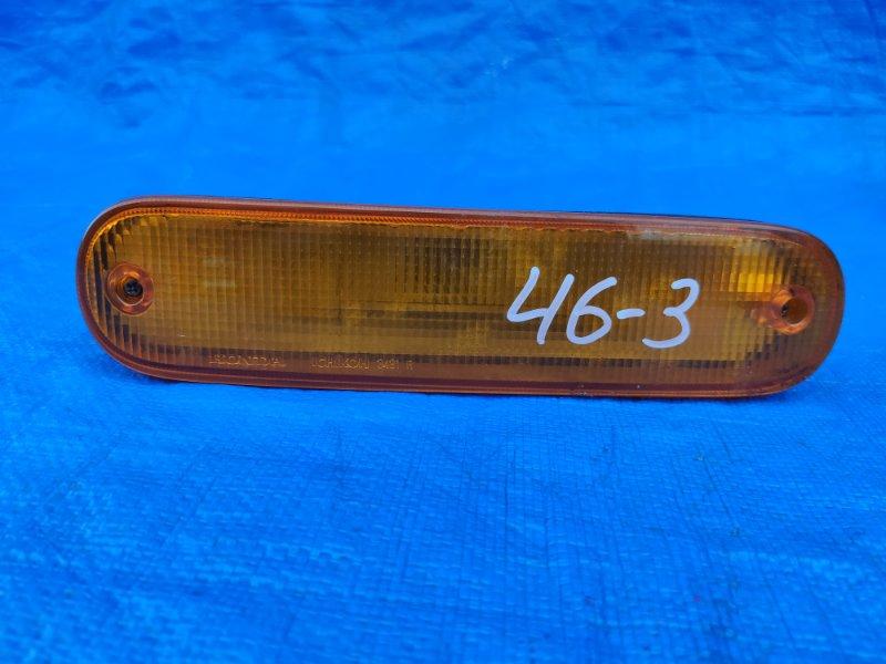 Повторитель бамперный Honda Z PA1 правый 3431 (б/у)