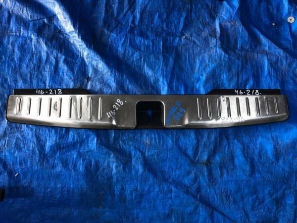 Накладка замка багажника Subaru Outback BR9 (б/у)