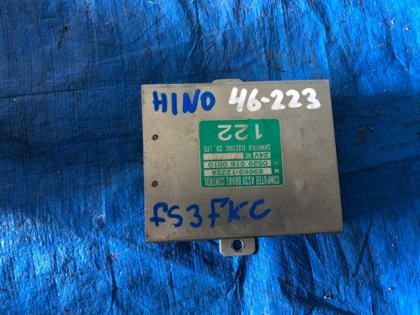 Электронный блок Hino Profia FS3FKC 89660-1222A (б/у)