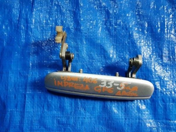 Ручка задней двери Subaru Impreza GF6 EJ18 (б/у)