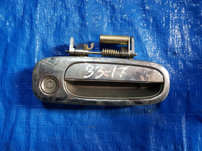 Ручка двери Toyota Nadia SXN15 3S-FE передняя правая (б/у)