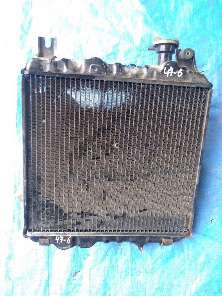 Радиатор основной Honda City AA ER (б/у)