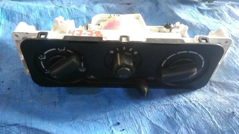 Блок управления климат-контролем Suzuki Kei HN22S 74400-84G03 (б/у)