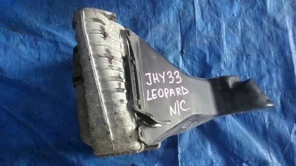 Радиатор интеркулера Nissan Leopard JHBY33 VQ30DET (б/у)