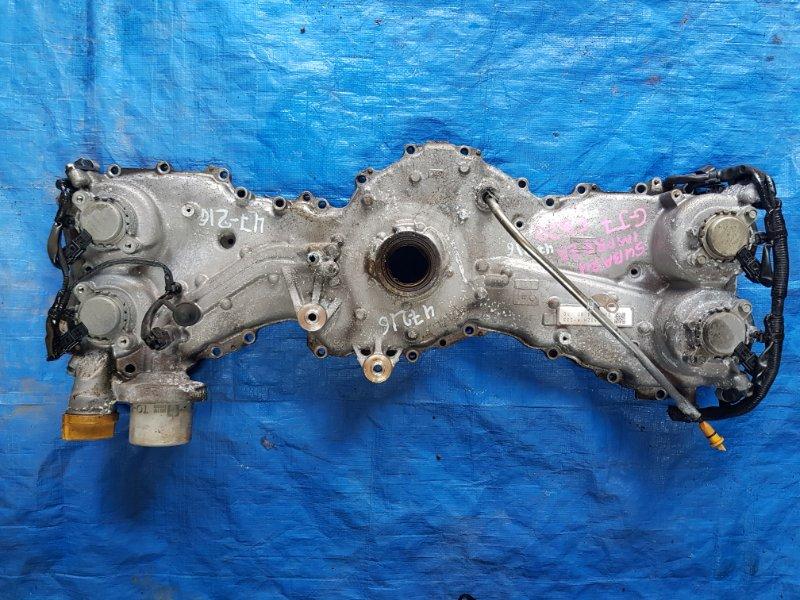 Лобовина двс Subaru Impreza GJ7 FB20 (б/у)