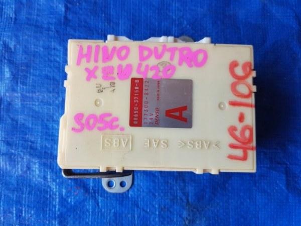 Электронный блок Hino Dutro XZU302 177300-8422 (б/у)